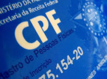 Fazer CPF pela internet